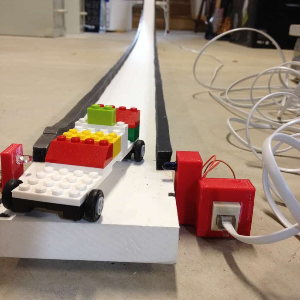 Makerspace Wednesday Test Track Preview Hillsdale